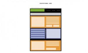 Grid emails