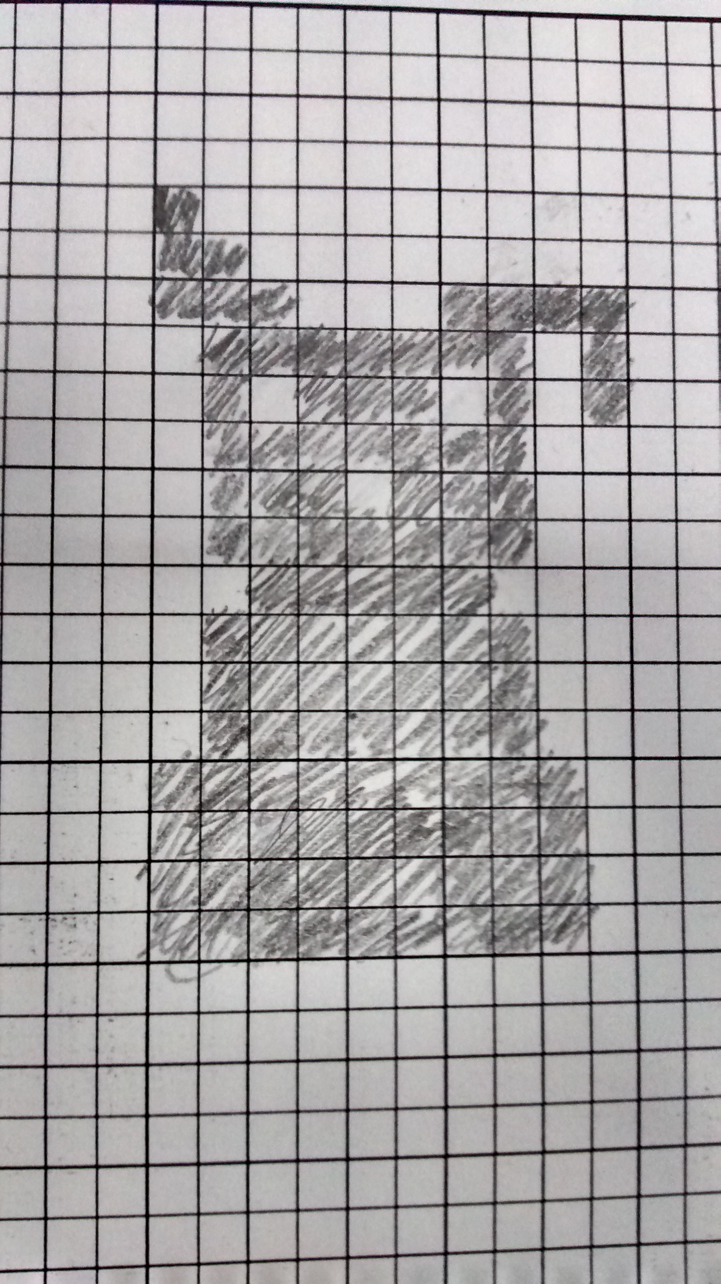 how to make graph paper in photoshop